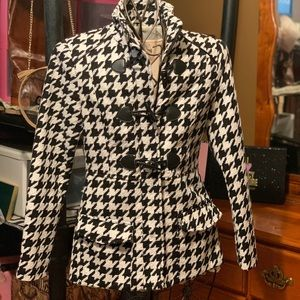 houndstooth pettycoat▪️▫️